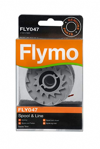 Flymo FLY047 Spool and Line Fits Models Contour Power Plus Cordless  Product Code 51365190
